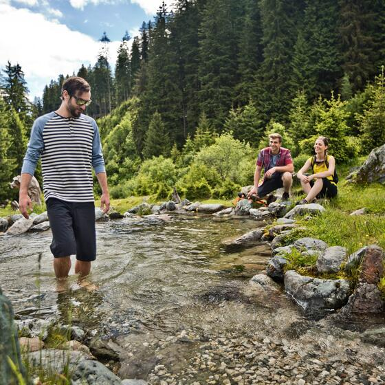 hiking in the active holiday Salzburger Land | © © Saalbach, Mirja Geh