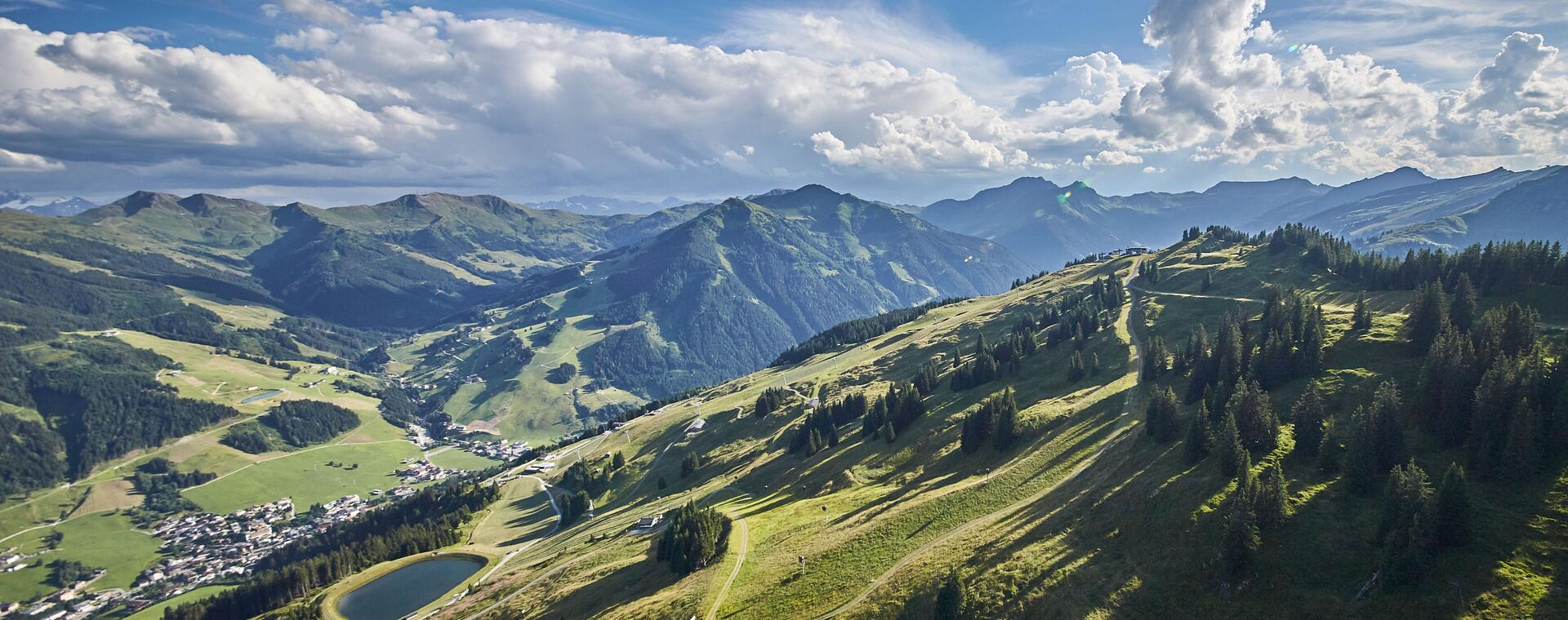 summer holiday in the Hohe Tauern National Park | © saalbach.com, Daniel Roos