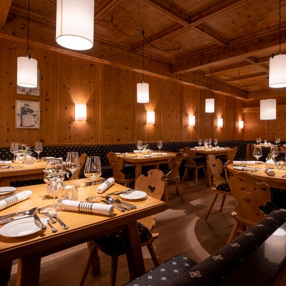 Hotelrestaurant Theresia in Saalbach